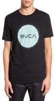 RVCA Men's Digi Motors Graphic Crewneck T-Shirt