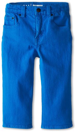 Quiksilver Distortion Slim Straight Fit Jean (Infant)