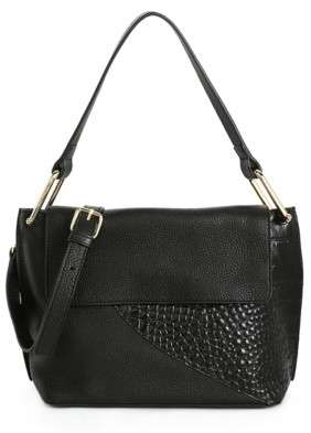 Vince Camuto Shae Leather Crossbody Bag