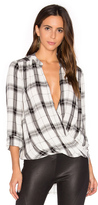 Splendid Eastridge Plaid Shirt