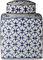 Lene Bjerre Camelia Tea Jar - Dark Blue