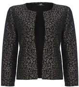 Wallis Gold Animal Jacquard Print Jacket