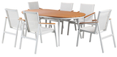 Sail Dining Table (7 PC)