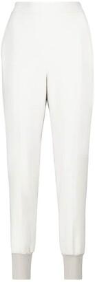 Stella McCartney Julia stretch-cady sweatpants