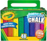 Crayola 48-pk. Tropical Sidewalk Chalk