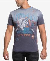 Affliction Men's Tested Motors Cotton Ombré Graphic-Print T-Shirt