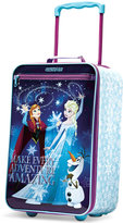 """Disney Frozen 18"""" Rolling Suitcase by American Tourister"""