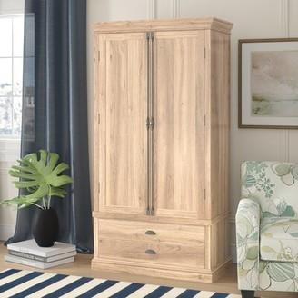 Beachcrest Home Bowerbank Bedroom Armoire