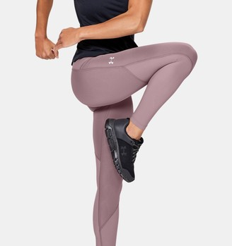 Under Armour Women's UA Fly Fast Embossed Tights