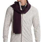 Portolano Intarsia Jacquard Scarf (For Men)