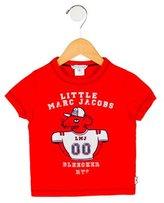 Little Marc Jacobs Boys' Crew Neck Shirt