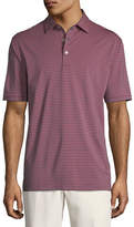 Peter Millar Competition Striped Polo Shirt