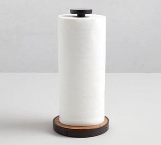 Pottery Barn Vintage Blacksmith Paper Towel Holder