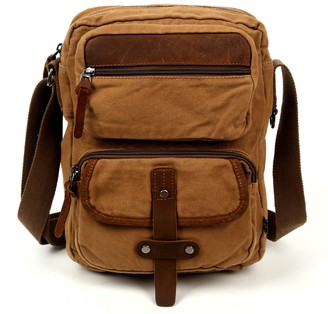 Tsd Sun Smell Canvas Crossbody Bag