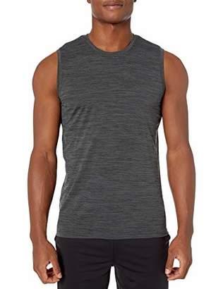 Peak Velocity Novelty Jaquard Muscle Tee T-Shirt,(EU XXXL-4XL)