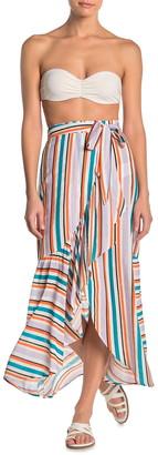 Maaji Written Sunset Cover-Up Maxi Skirt
