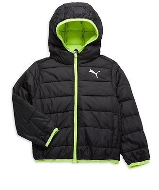 Puma Boy's Packable Puffer Jacket