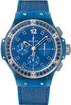 Hublot 341.XL.2770.NR.1201 Big Bang Blue Linen sapphire watch