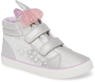 Tucker + Tate Metallic Unicorn Sneaker