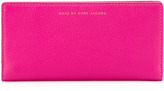 Marc by Marc Jacobs Sophisticated Slim Wallet, Pop Pink