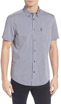 Ben Sherman Men's Dobby Check Shirt