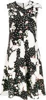 Valentino Pop Butterflies print dress