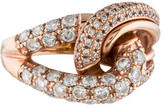 LeVian Le Vian Diamond Love Knot Ring