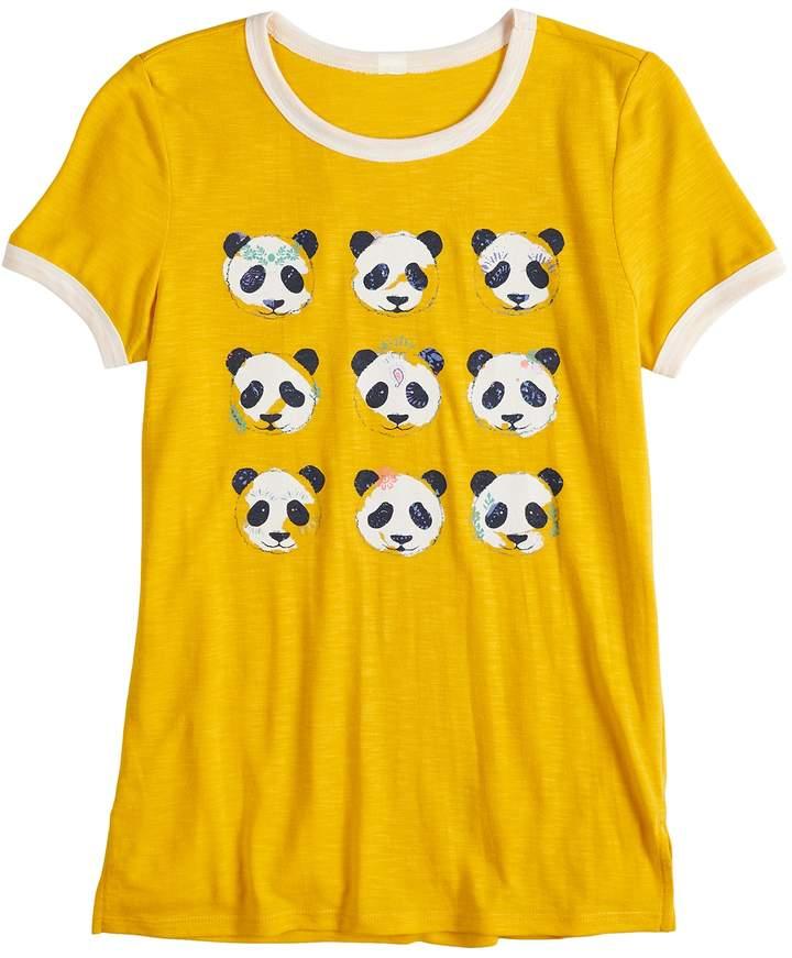 bb63ef9e9 Panda Shirts For Girls - ShopStyle