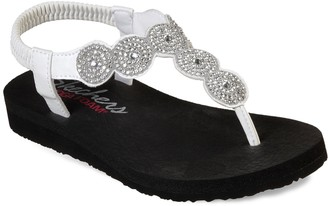 Skechers Cali Meditation Evening Dew Women's Wedge Sandals