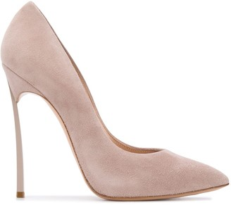 Casadei Blade 115mm pumps