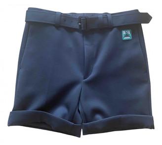 Prada Black Other Shorts