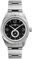 Bell & Ross BRV123 men's stainless steel bracelet watch