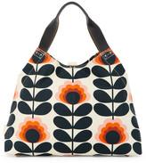 Orla Kiely Summer Flower Stem Large Weekend Bag