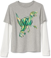 Gap Graphic 2-in-1 tee