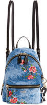 GUESS Cool School Denim Small Backpack