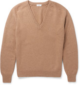 Saint Laurent - Camel Hair Sweater