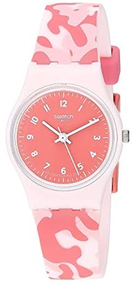 Swatch Camou Rose - LP157 (Pink) Watches