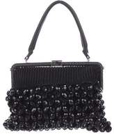 Marni Beaded Frame Shoulder Bag