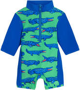 Cath Kidston Crocodile Baby All In One Swimsuit