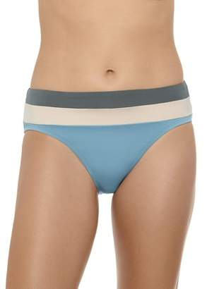 Time and Tru Women's Colorblock Swimsuit Bottom