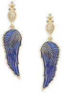 House Of Harlow Avium Wing Drop Earrings