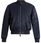 J.W.Anderson Taffeta bomber jacket