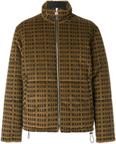 MSGM padded coat - men - Cotton/Polyester - 46