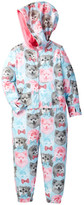 Petit Lem Hooded Pajama Jumpsuit (Little Girls)