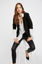 Blank NYC Bright Lights Coated Skinny by at Free People