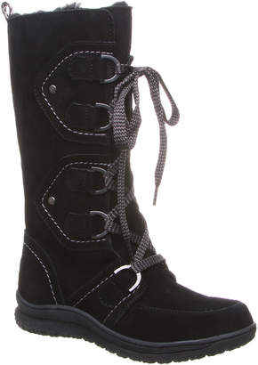 BearPaw Justice Suede Boot