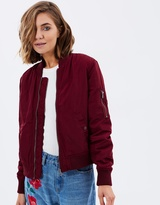 All About Eve Devin Bomber