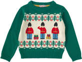 Cath Kidston Marching Band Christmas Kids Jumper