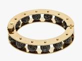 Lele Sadoughi Pave Round Slider Bracelet