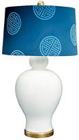 Barclay Butera For Bradburn Home Payton Uni Table Lamp - Gold/Cream